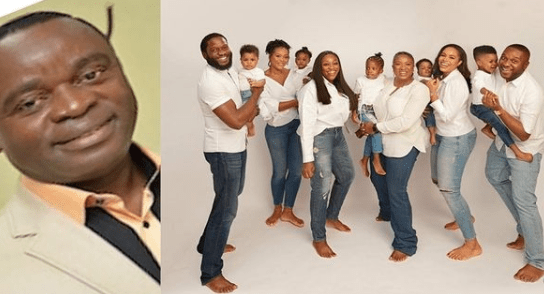 DJ Obi remembers his dad and popular media practitioner, Levi Ajuonuma, who died exactly nine years ago in a Dana aircrash