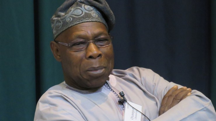 Right now Nigeria is a land flowing with bitterness and sadness - Obasanjo