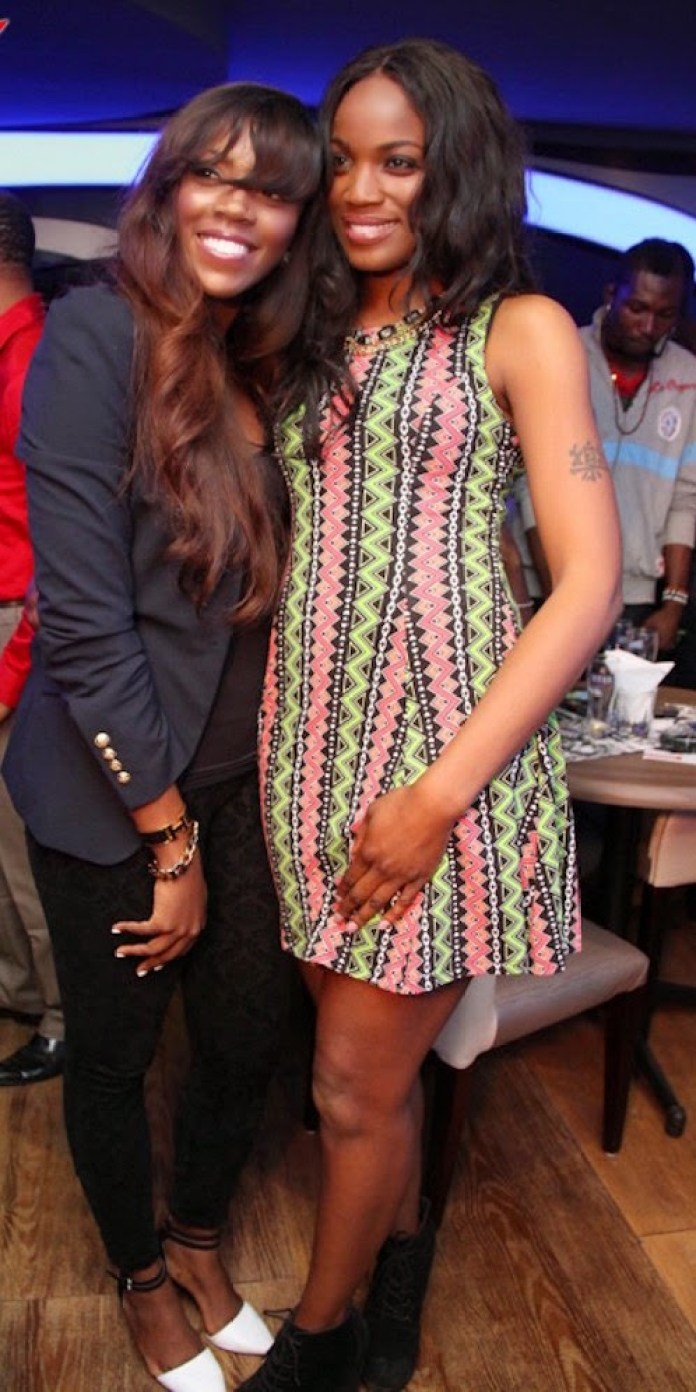 Tiwa Savage Stole My Song, One Of Her Biggest Songs - Seyi Shay