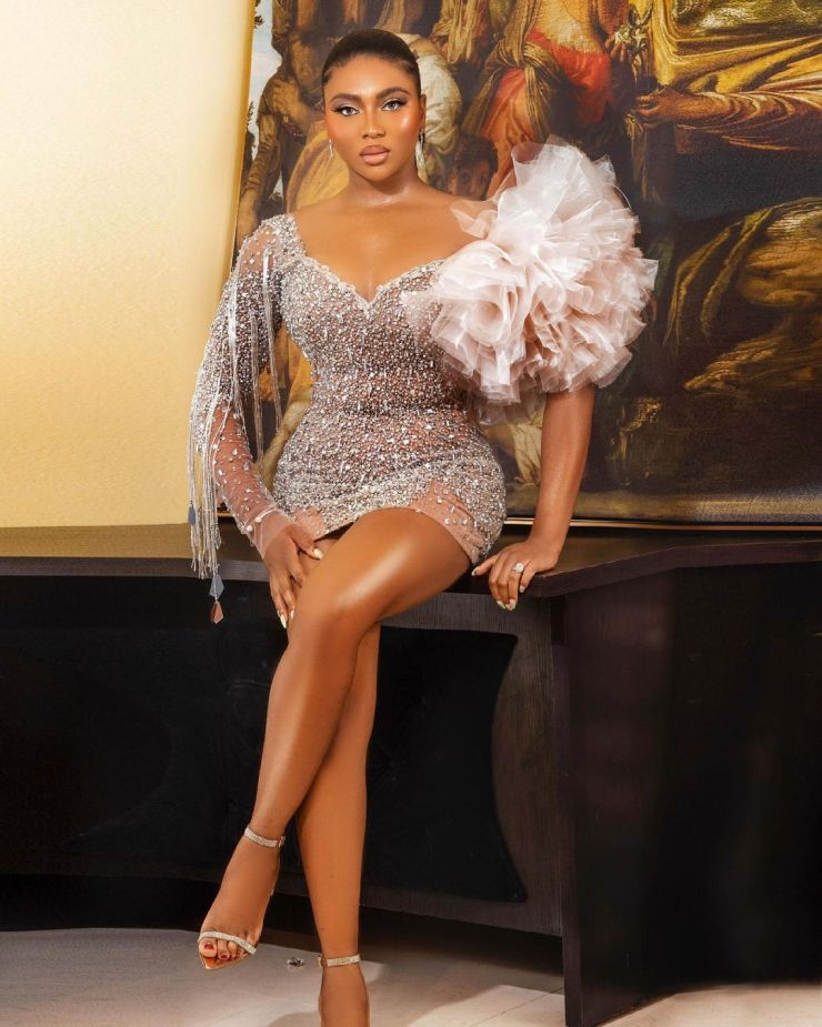 Stephanie Coker- Stunning Is The Word For This Look