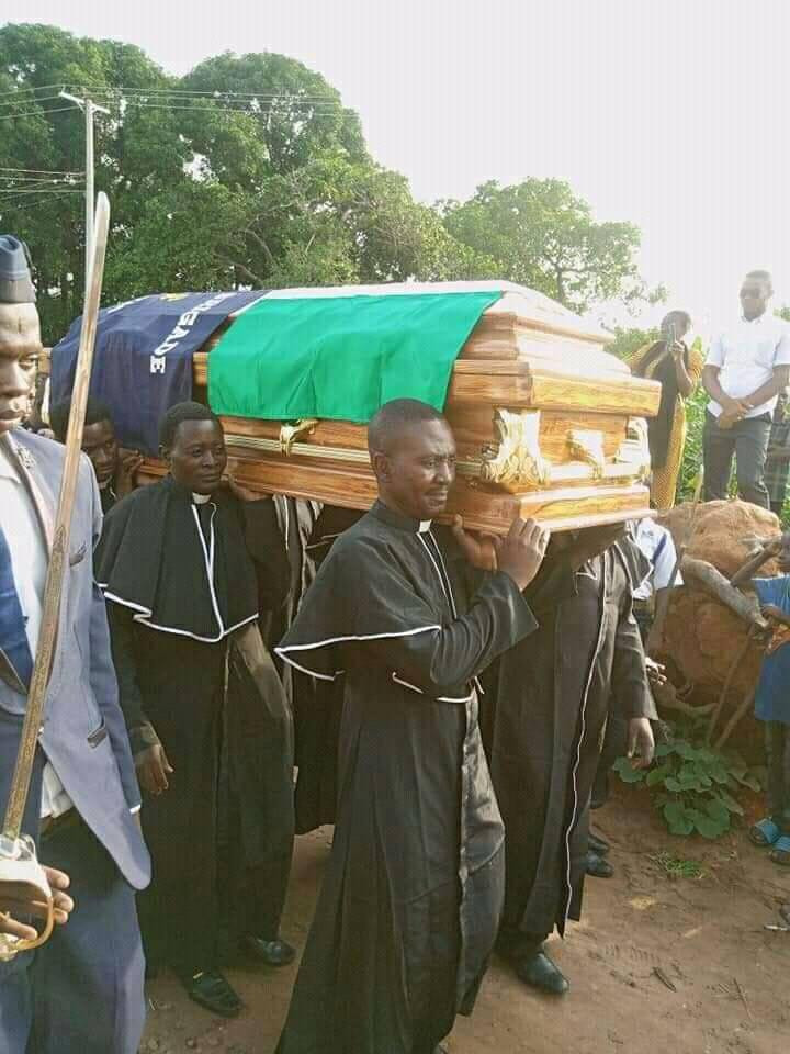 Pastor assassinated by gunmen laid to rest in Taraba amidst tears