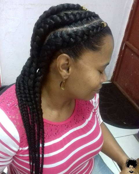 Best Black Braided Hairstyles You Should Try Out