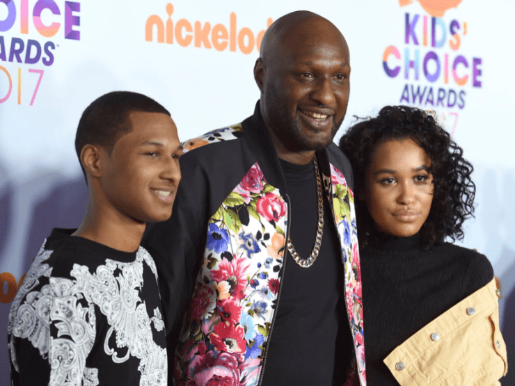 Lamar Odom ordered to pay nearly $400,000 in child support case