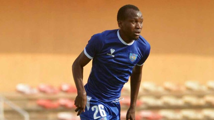 CAF bans Enyimba captain Austin Oladapo for one year over alleged doping violation
