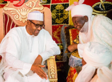 Nigeria is lucky to have President Buhari, things would be difficult without him - Emir of Daura says