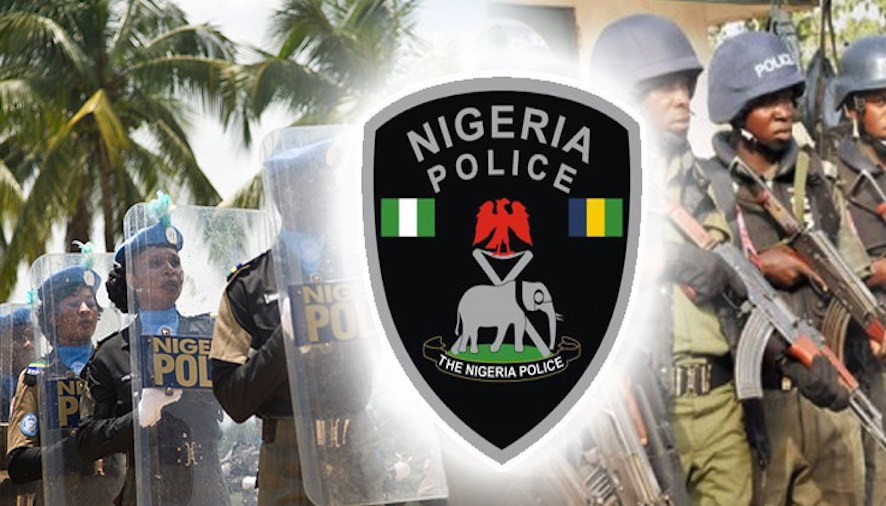 Policeman detained for assaulting women and children in Abia