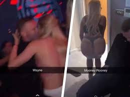 Women in viral hotel photos with Wayne Rooney apologise and hand him copyright of the leaked images for just ?1