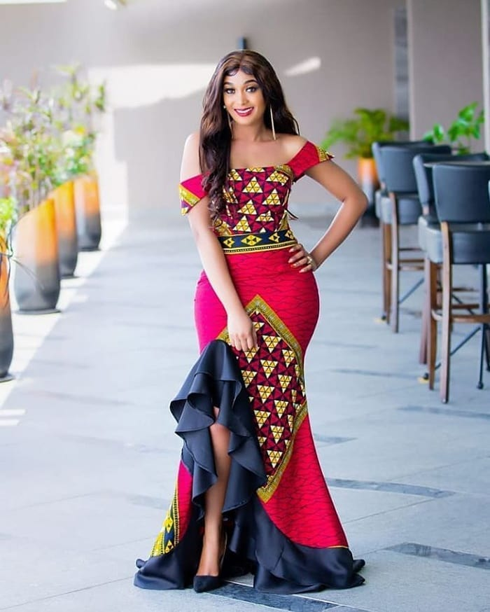 Burnished Ankara Fashion Designs. Stylish And Cute For All Occasions