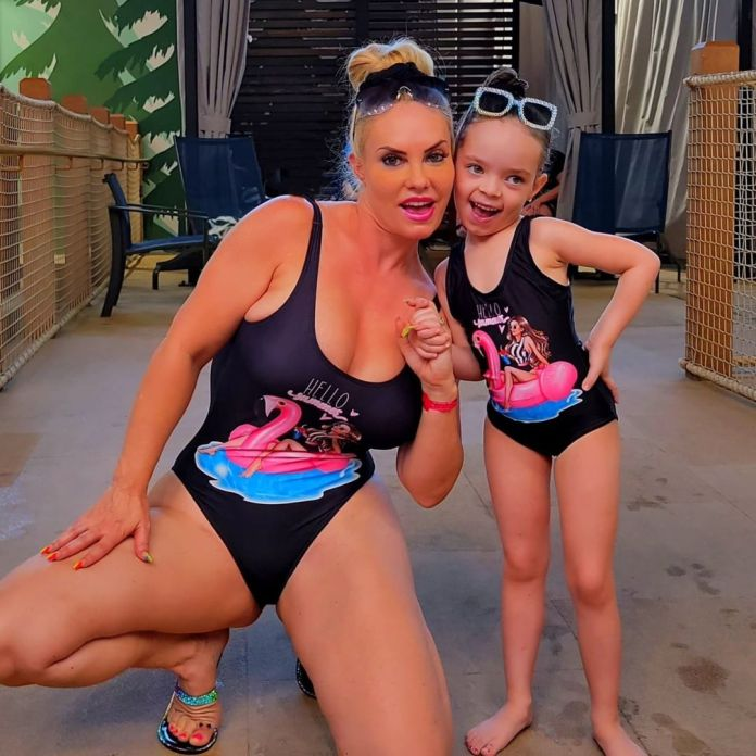 Coco Austin Defends Her Decision To Keep Breastfeeding 5 Year Old Daughter Chanel