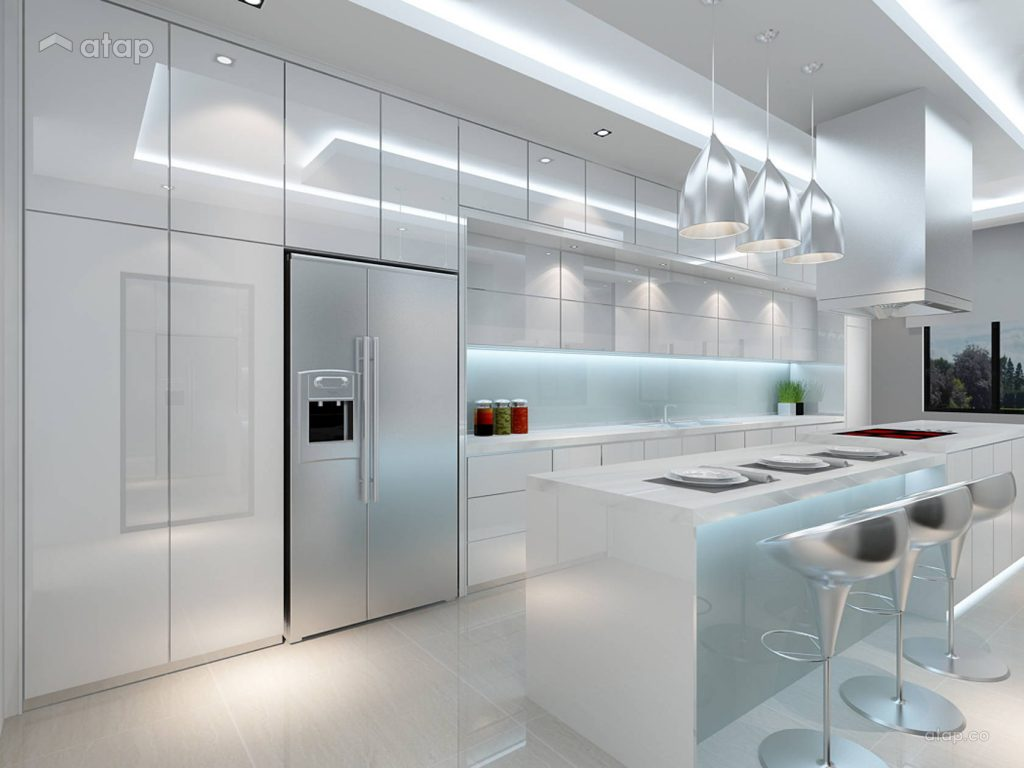 This Is Your Ultimate List Of Malaysian Kitchen Designs - Kitchen Wall Cabinet Height