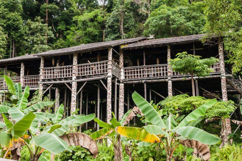 Rumah-Panjang-Sarawak
