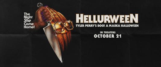 Boo! A Madea Halloween - Friday, October 21