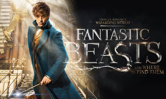 Fantastic Beasts and Where To Find Them - Friday, November 18