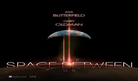The Space Between Us - Wednesday, December 21