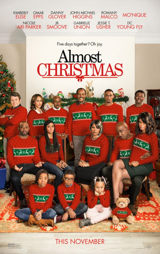 Almost Christmas - Friday, November 11