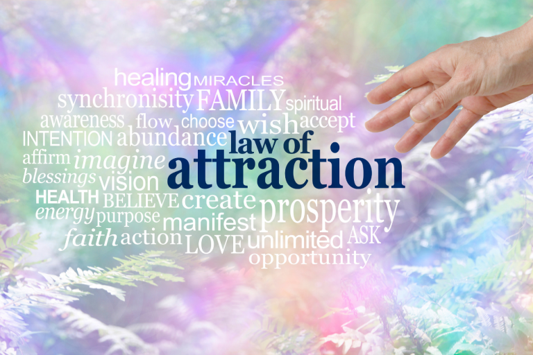 How To Use The Law Of Attraction And Manifestation To Improve Your Mental Health