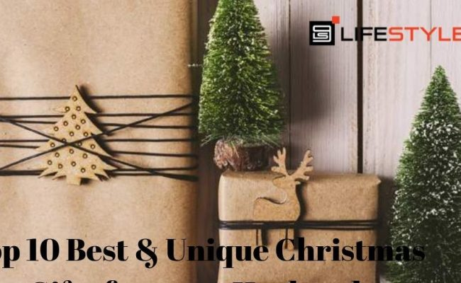 Top 10 Best Unique Christmas Gifts For Your Husband