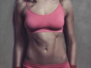 stomach fat