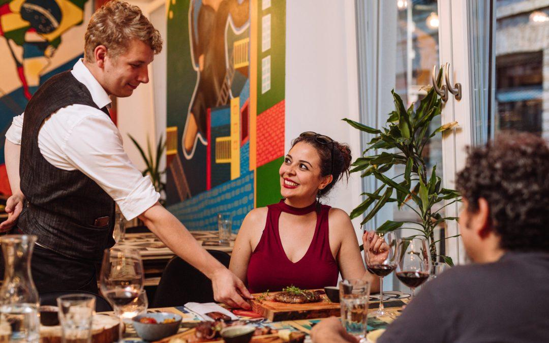 Ресторан Siga La Vaca: горячий как страсть аргентинского танго RUS / ENG