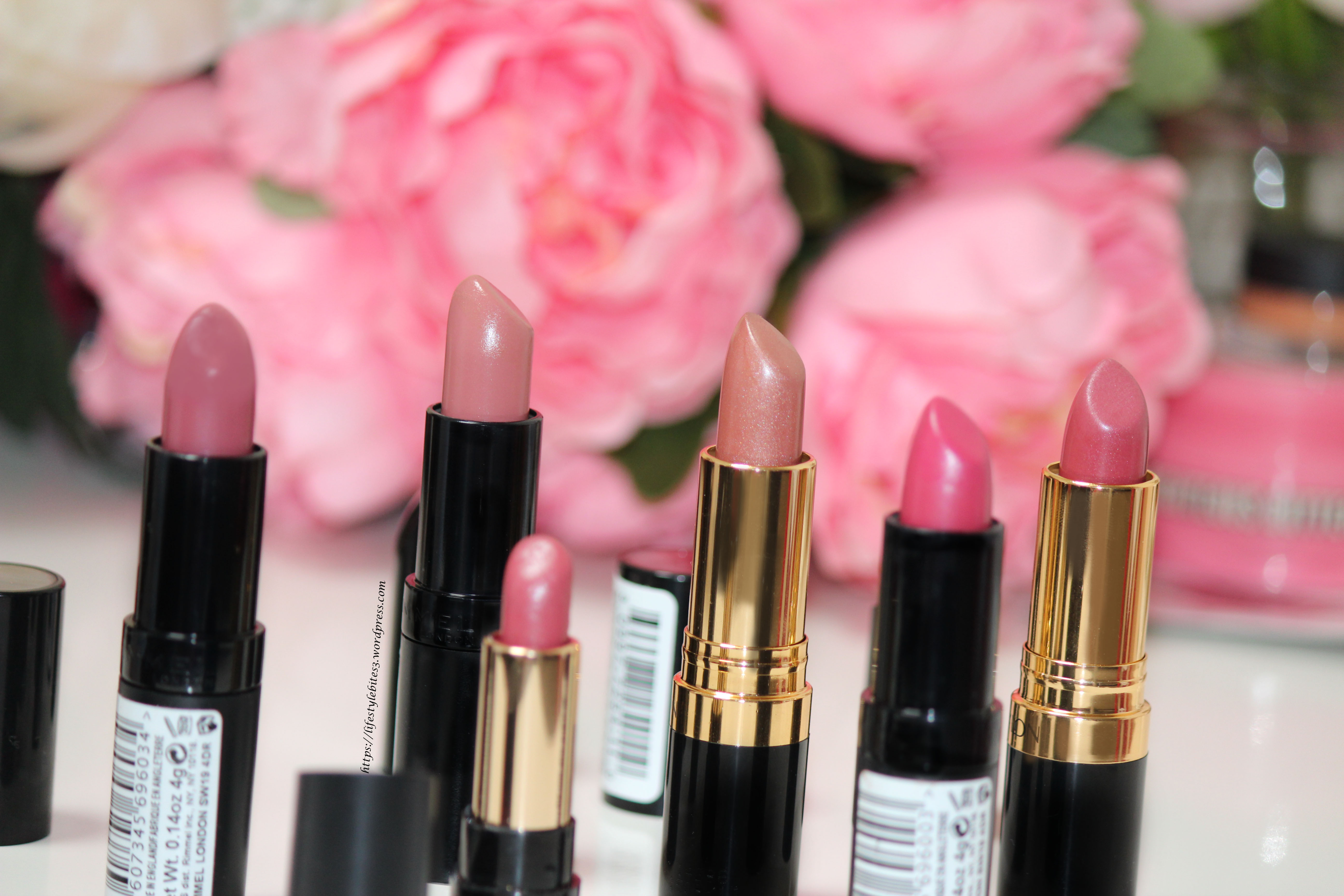 August Beauty Favourites.