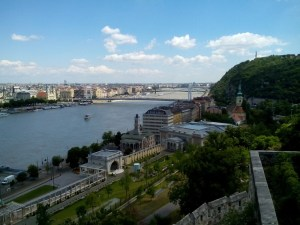 Take time to visit Budapest, it's a gorgeous city!
