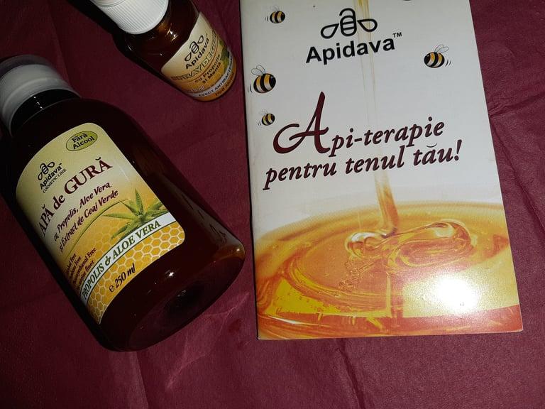 Produse cu miere pentru o igienă orală corectă