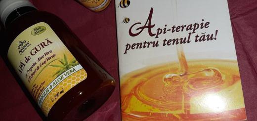 igienă orală Apidava