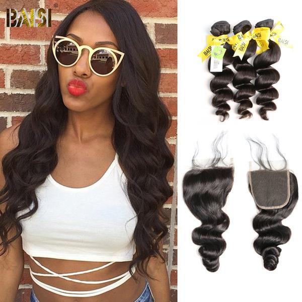 Choosing beautiful deep wave Brazilian Hair