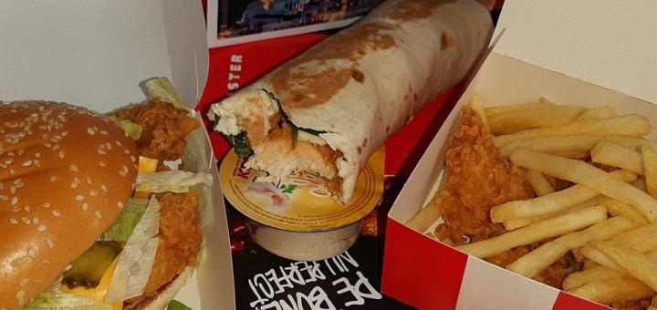 meniuri KFC