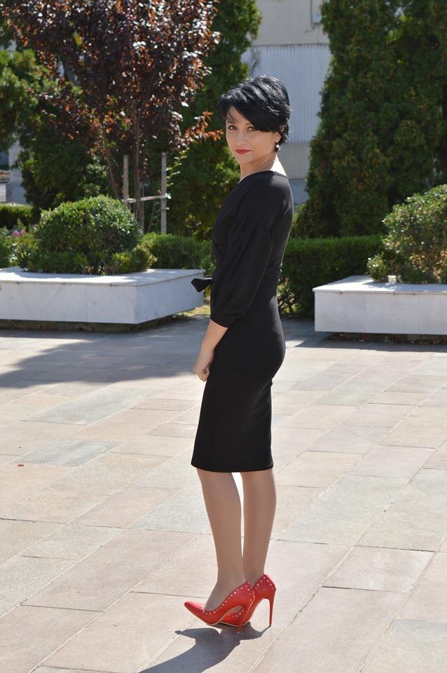little black dress Femme Luxe