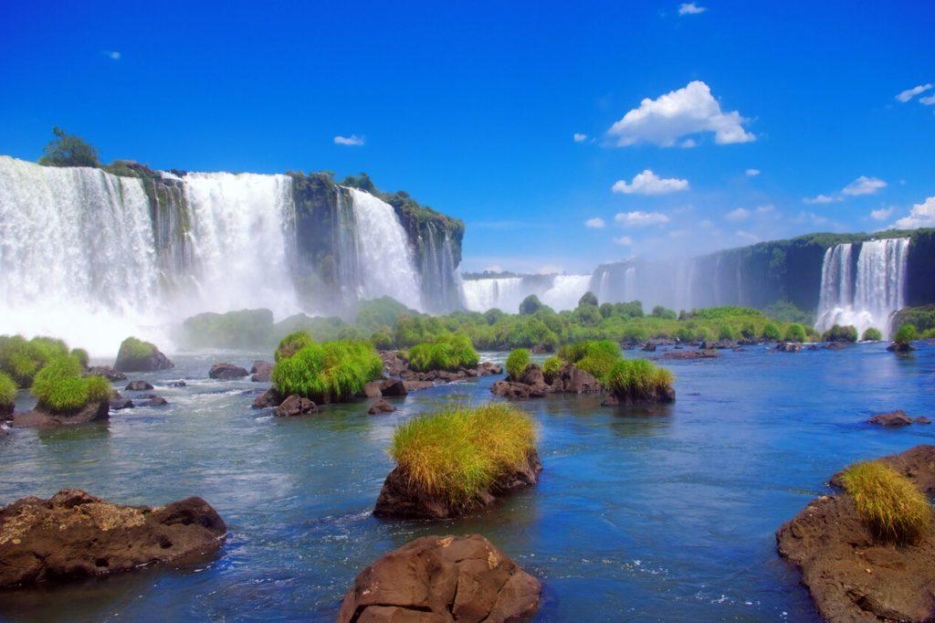 ocolul Pământului Brazilia