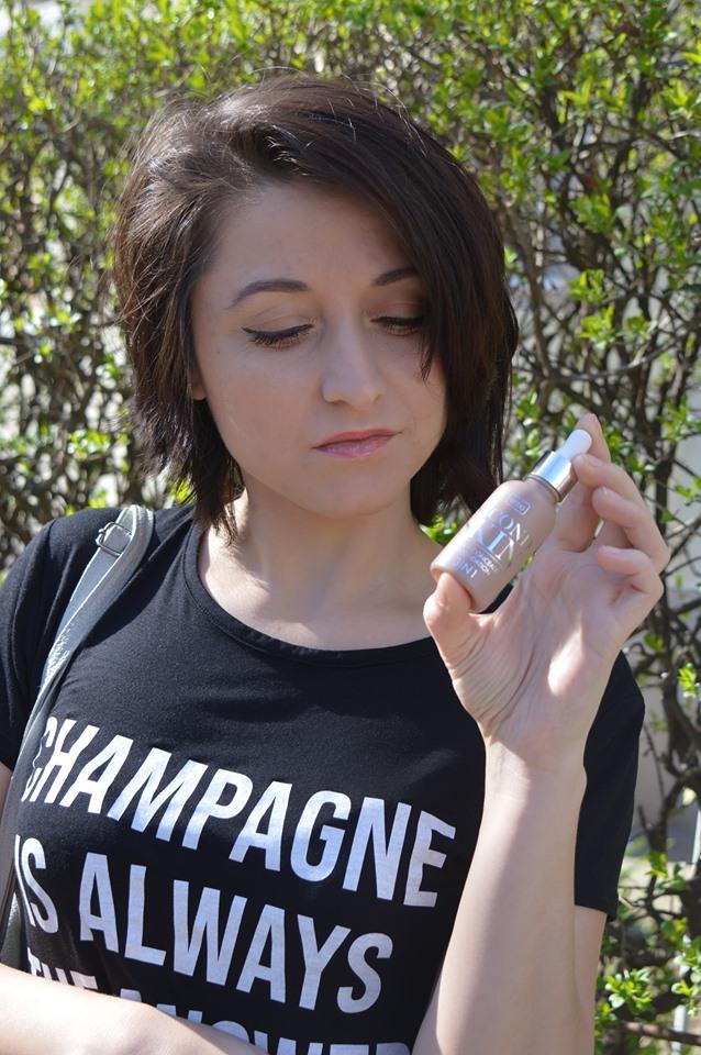 fond de ten Wibo Cosmetics