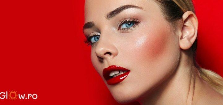 make-up-uri în tendințe