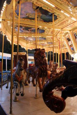 Vinpearl Island Amusement Park