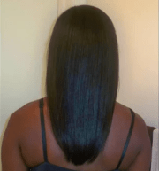 long haired inspiration natural