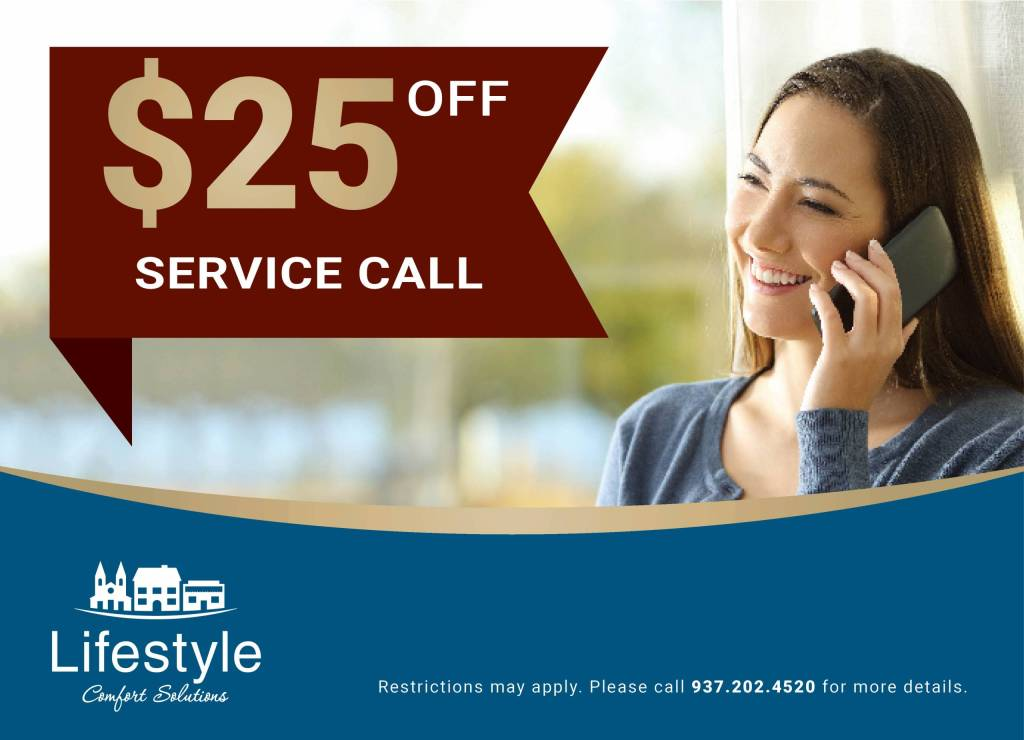 $25 discount on service call