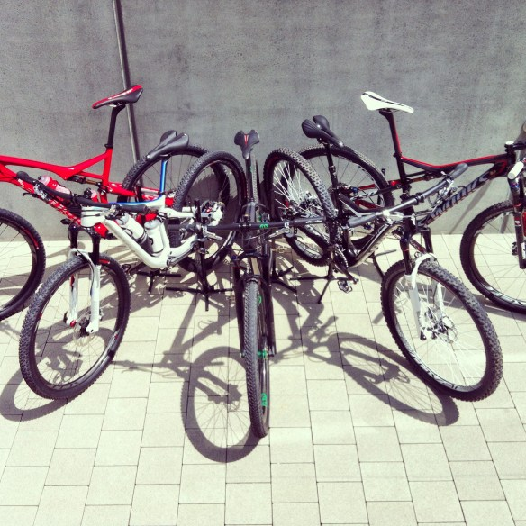 Specialized S-works Epic, Epic Worldcup, Epic Egger LTD, Stumpjumper, Camber