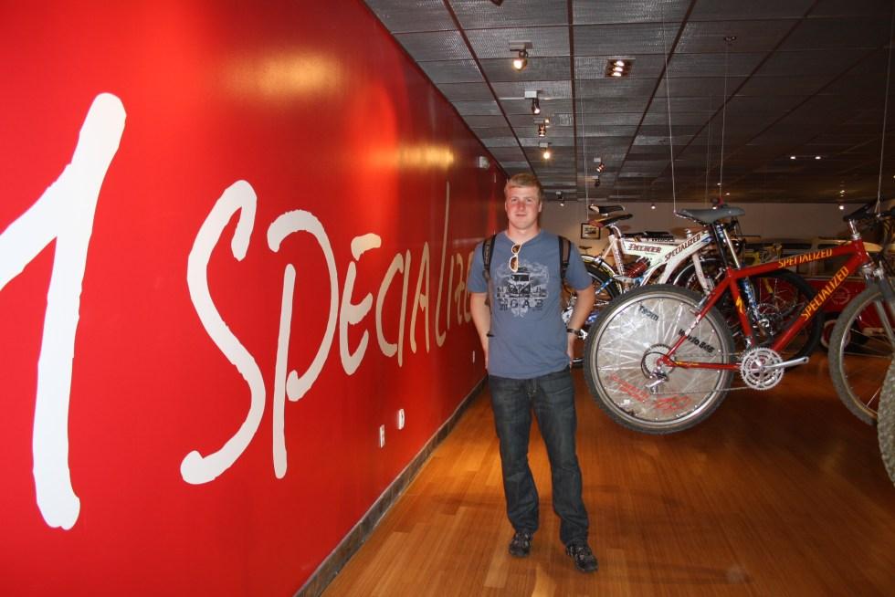 I am Specialized