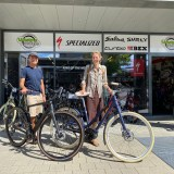Specialized Diverge 2021 Ibex E-Sunny Day