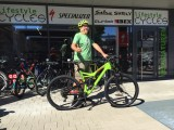 Specialized Camber Carbon 29er 2017 XL