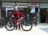 Specialized Camber FSR Comp Carbon 29 15