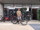 Specialized Crossover Comp D 16 L