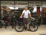 Specialized S-WORKS Tarmac Sagan Edition Lifestyle Cycles Sram Etap