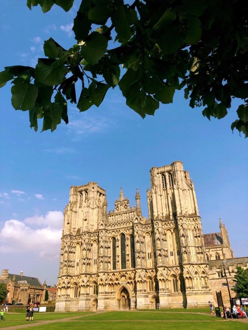 The Wells Cathedral circular walk was a wonderful adventure!