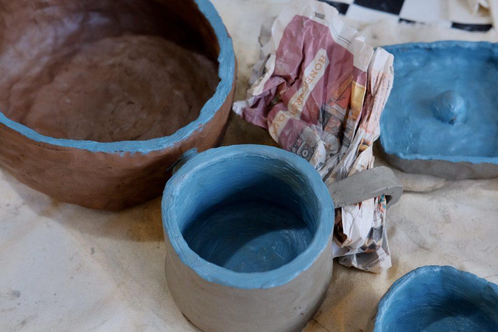 Pottery classes Bristol: Trylla on North Street