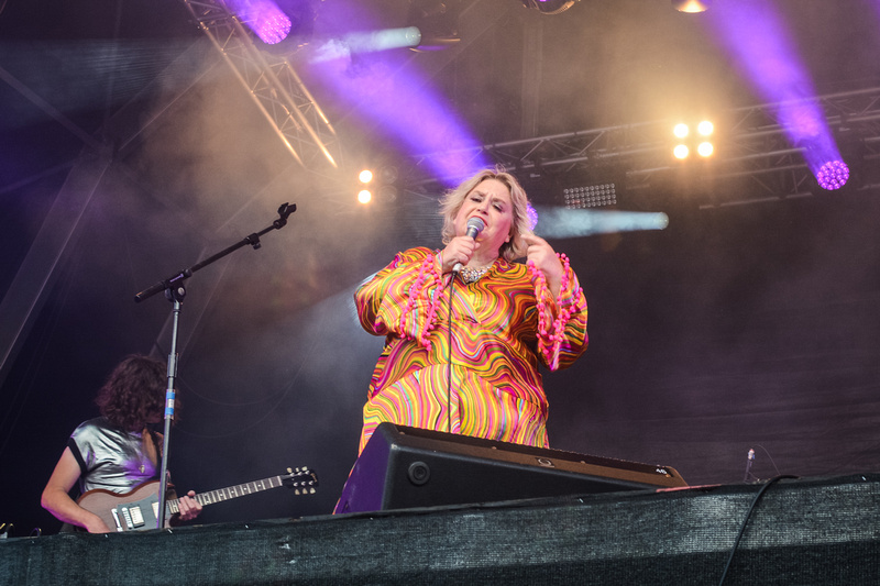 Doreen Doreen at the Bristol Harbour Festival 2019