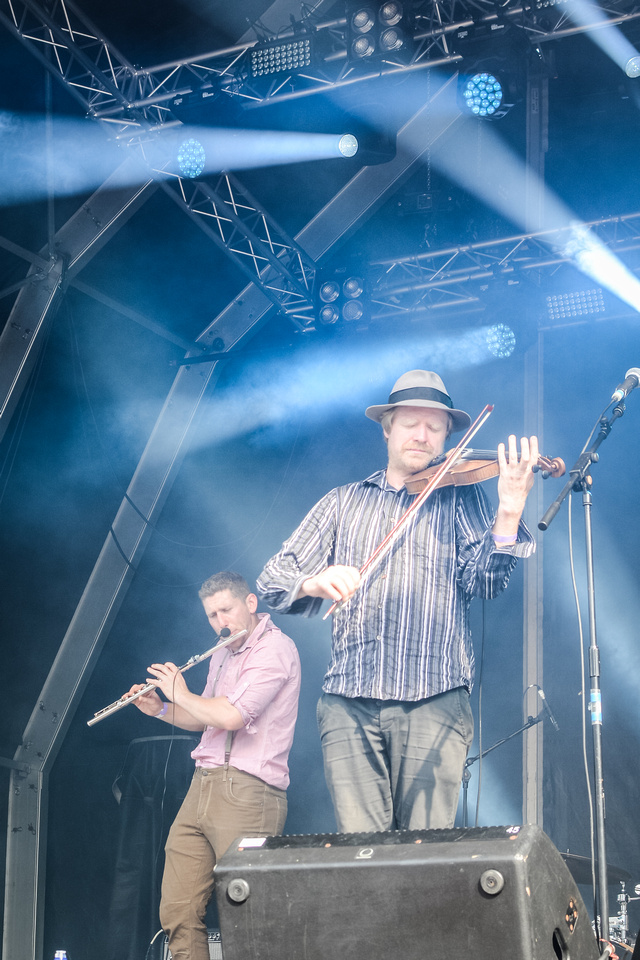 Sheelanagig at the Bristol Harbour Festival 2019