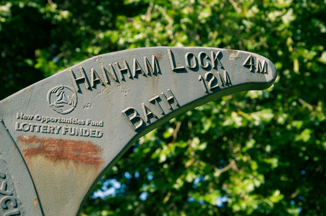 Bristol to Hanham lock