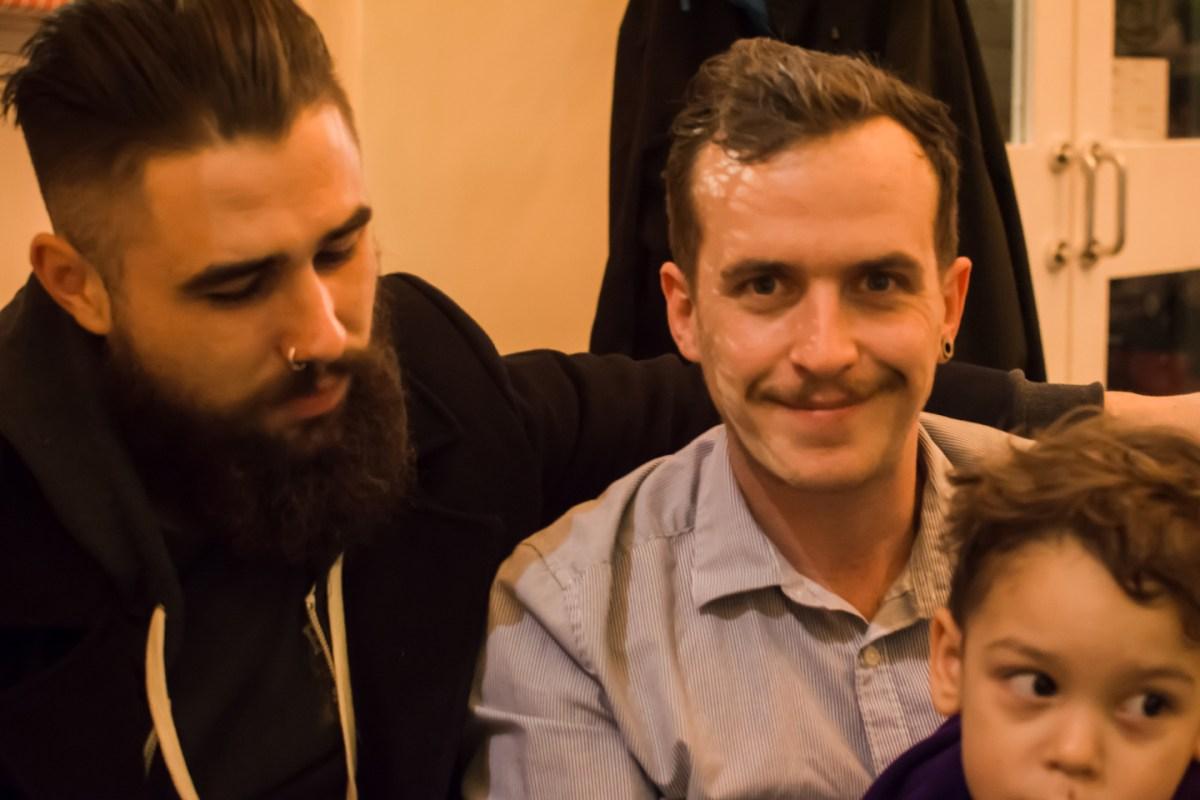 Jérôme who runs La Guinguette Bristol with his wife and best friend