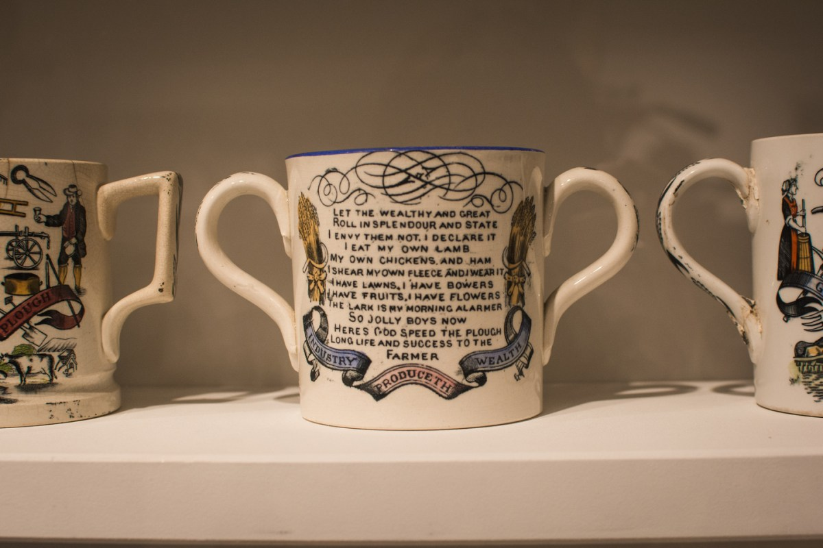 Cider lovers will appreciate a lot of the artefacts in the Somerset Rural Life Museum